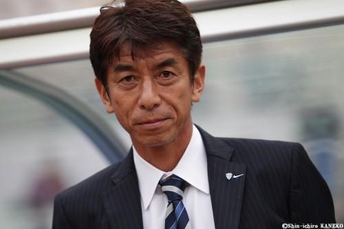 初年度昇格の井原監督、J1の戦いへ抱負「福岡旋風を起こせるよう」