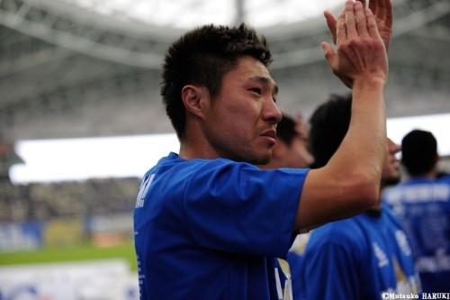 町田MF李漢宰、J2昇格と古巣のCS優勝で連日の号泣…「目がパンパンで大変(笑)」