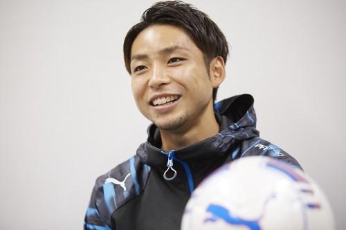 川崎FW小林悠、初めての選手権は「悔しさで涙は出てくるわ、雪で寒すぎるわ(笑)」