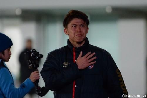 悲願のタイトル届かず…FC東京DF太田「いいニュースを届けるのが恩返し」