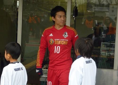ハリルJの隠し玉候補…フィンランドリーグベスト11の田中亜土夢が日本代表入りを狙う