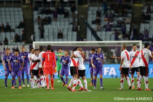 広島、善戦もクラブW杯4強の壁破れず…南米王者リーベルが辛勝で決勝進出