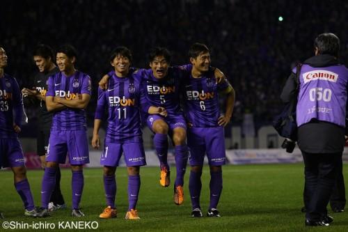 チームの総合力を誇る広島主将・青山敏弘「みんなの力で取れた優勝」