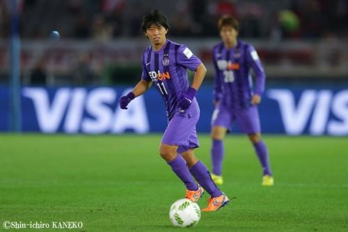 佐藤寿人、クラブW杯3位の賞金は「サッカースタジアム建設に」