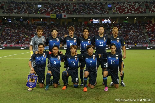 FIFAランク、日本は56位でイランに続くアジア勢2番手に…上位陣は変動なし