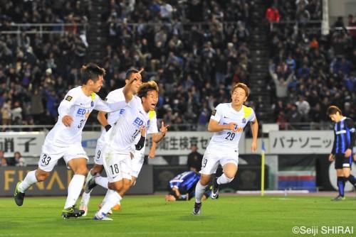 勝利への粘りが生んだ決勝弾…広島MF柏「次も勝ちます、絶対勝ちます!」