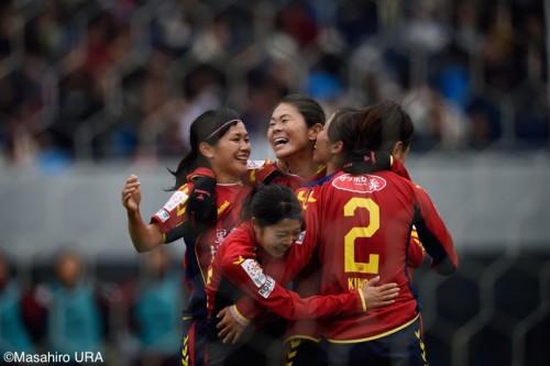 引退表明の澤、フル出場で勝利に貢献…皇后杯決勝は神戸vs新潟に