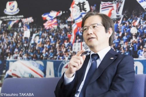 横浜FM、嘉悦社長の退任決定「やるべきことはほぼ全てやり切った」