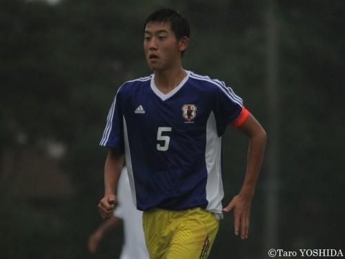 【U-15年代注目選手Vol.1】強靭な体を持つユーティリティープレーヤー…C大阪U-15MF瀬古歩夢