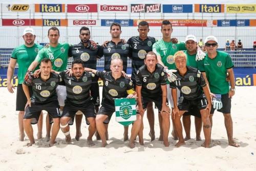 ●ビーチサッカー世界クラブ選手権、スポルティングが後藤崇介の2発などでレバンテに勝利