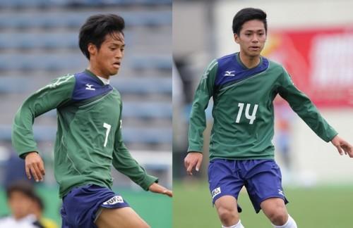 神戸でチームメートになる関西学院大MF小林成豪と阪南大MF松下佳貴がインカレ決勝で激突…小林「4冠を達成して本物の日本一になる」