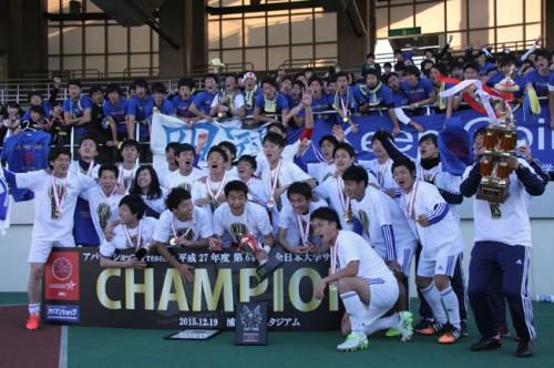 """4冠を達成した""""絶対王者""""関西学院大が示したタイトル獲得の難しさ「最初から優勝するつもりで戦わないと優勝はできない」"""
