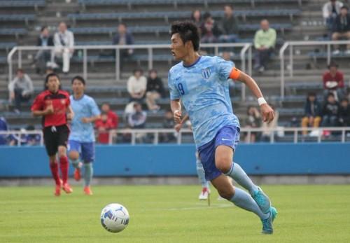 U-18代表候補FW小川航基「ゴールでアピールできなかったことが課題」