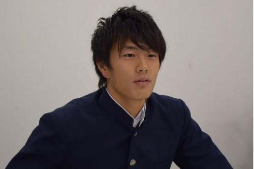 「大迫選手を超える11ゴールを」磐田加入内定のU-18代表FW小川航基「てっぺんを取る」