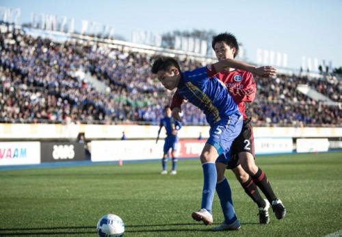 高校選手権開幕、駒澤大高が初戦突破…初出場の阪南大高は一歩及ばず