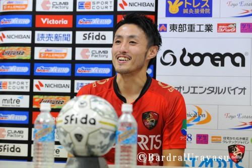 バルドラール浦安・高橋「全日本でタイトルを獲って終わりたい」