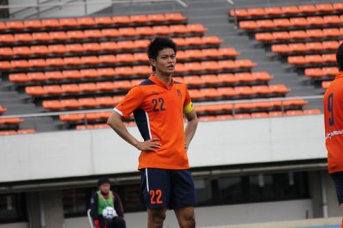 法政大の主将DF田代雅也、 FC岐阜に加入内定「岐阜の方々とともに闘う覚悟で、強い意志を持ちプレー」
