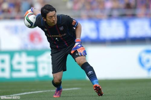 FC東京の権田、本田が保有のSVホルンへ期限付き移籍「一度は引退考えた」
