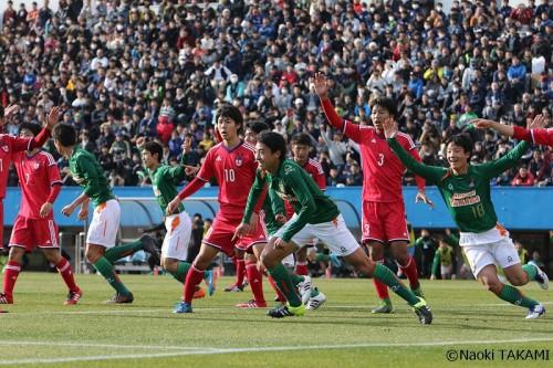 大舞台での弱さを払拭する2得点…チームを救った青森山田の背番号7・高橋壱晟
