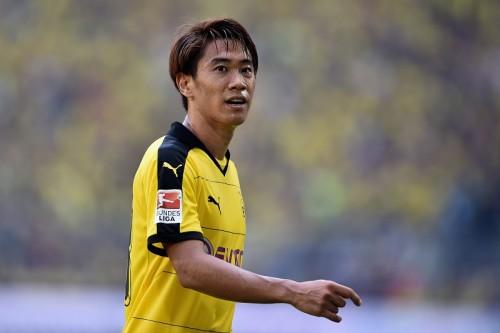 香川、リーグ再開初戦はスタメン外か…体調不良で別メニュー調整