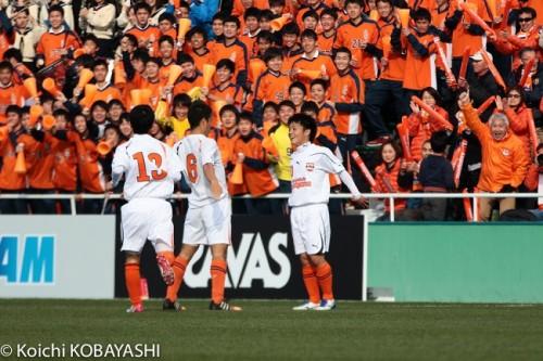 神戸弘陵学園に勝利した國學院久我山に目立つ守備力と、フィジカルの優位性/選手権3回戦