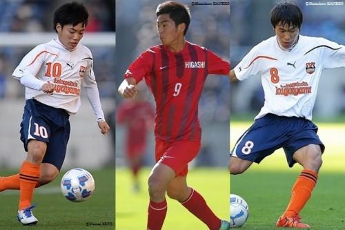 東福岡FW餅山が4位、國學院久我山FW澁谷と内桶は5位/選手権得点ランキング