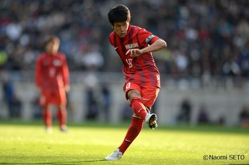 夏冬連覇を果たした東福岡主将・中村健人「喜びをかみしめたい」