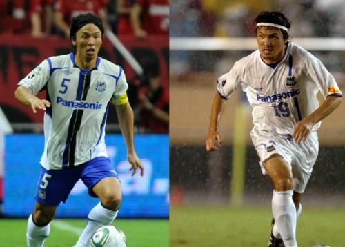 G大阪にOB2人が帰還…山口智氏と中山悟志氏がクラブスタッフに就任