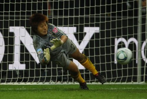 なでしこW杯制覇の立役者…GK海堀あゆみが29歳で現役引退