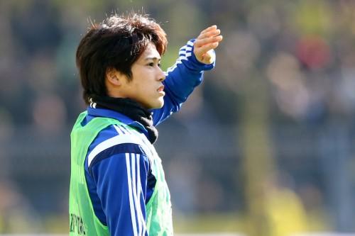 練習合流の内田は2月に復帰か…シャルケ指揮官「まだ数週間は必要」