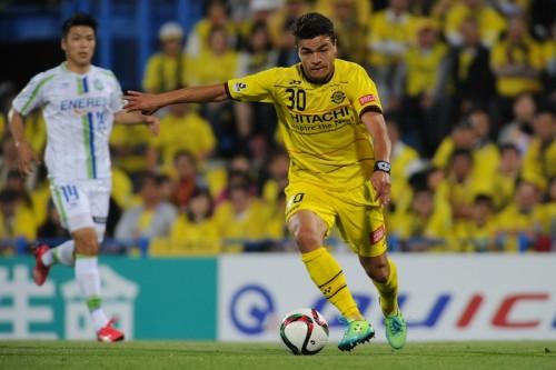 甲府、クリスティアーノの復帰を発表…昨季は柏でリーグ14得点