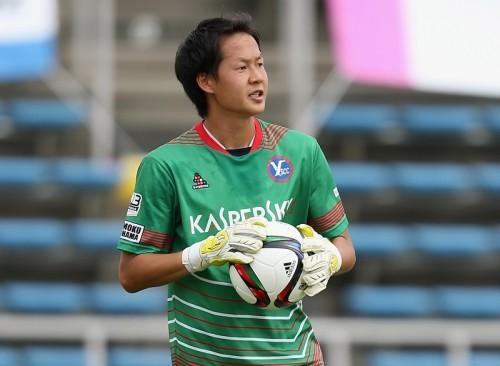 横浜FM、ジュニアユース出身のGK高橋拓也を獲得「誇りを胸に頑張る」