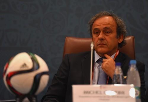 プラティニ氏、FIFA会長選から撤退を表明「今は自分の弁護に専念」