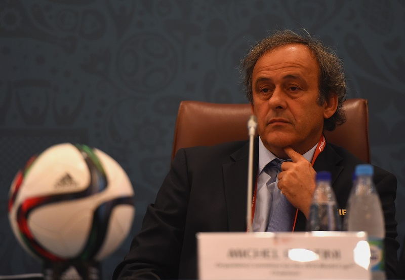 at a Team Seminar ahead of the Preliminary Draw of the 2018 FIFA World Cup at the Corinthia Hotel on July 25, 2015 in Saint Petersburg, Russia.