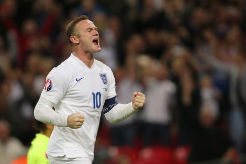 ルーニーがイングランド年間最優秀選手に…代表の最多得点記録更新