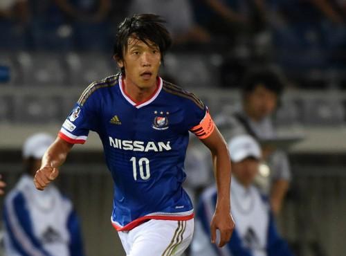 横浜FM、中村俊輔が6年連続でキャプテンに就任「結果を求めたい」
