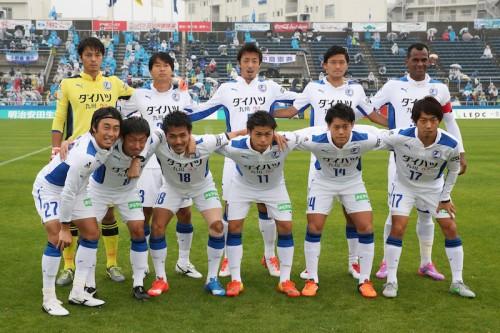 新シーズンのJ3ホーム開幕カード…大分、初J3は本拠地で長野と対戦