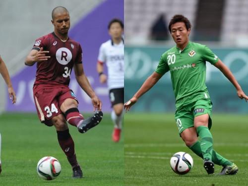 鹿島が若手2名を獲得…U-23代表MF三竿とDFブエノが完全移籍