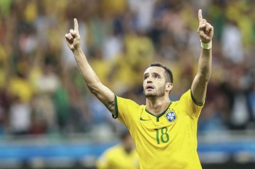 ブラジル代表のR・アウグスト、シャルケ断りザック就任噂の北京国安へ