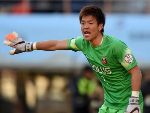 浦和、日本代表GK西川が左ひざ関節を手術…全治約4週間の見込み