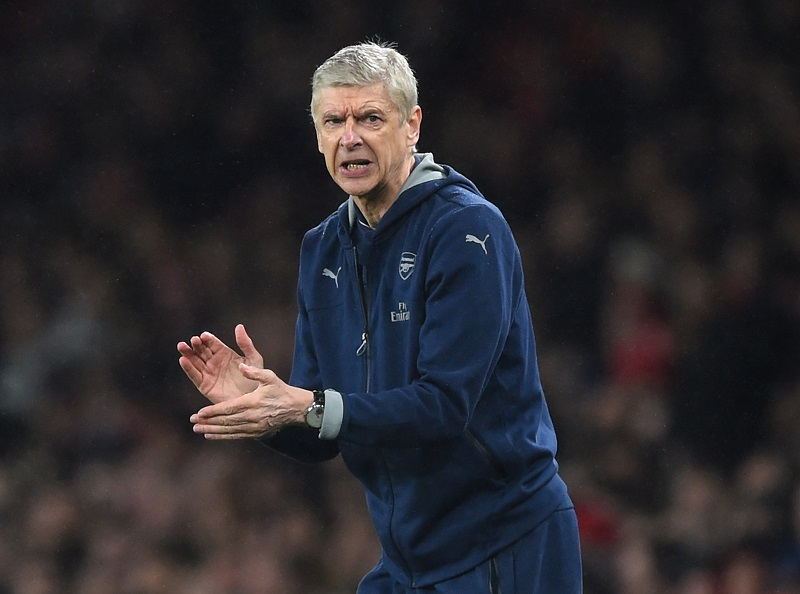 during the Barclays Premier League match between Arsenal and Newcastle United at Emirates Stadium on January 2, 2016 in London, England.