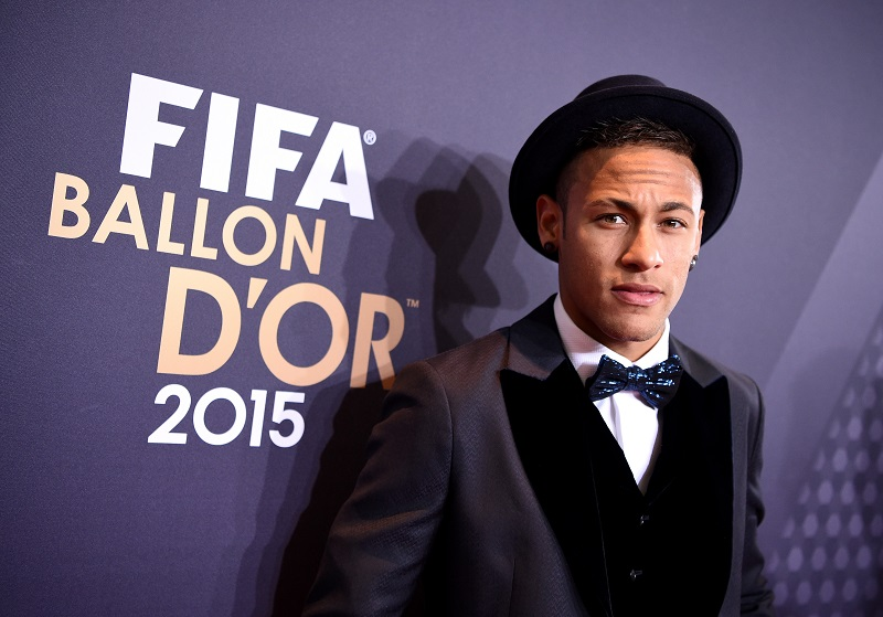 prior to the FIFA Ballon d'Or Gala 2015 at the Kongresshaus on January 11, 2016 in Zurich, Switzerland.