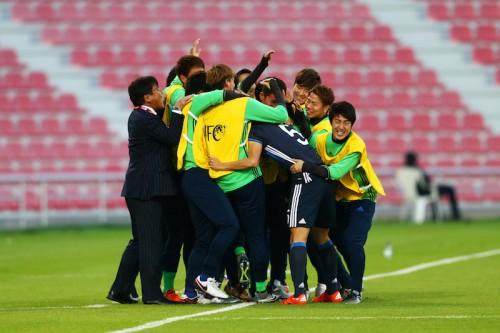 北朝鮮に苦戦も決勝弾でチームに貢献…DF植田直通「全員のゴール」(ハイライト動画あり)