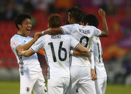 U23日本代表、4発大勝で決勝トーナメント一番乗り…鈴木、久保らがゴール