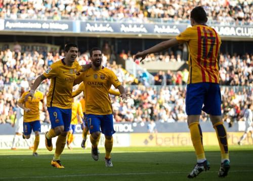 バルサ、公式戦24試合負けなし…クラブ史上3位タイの無敗記録