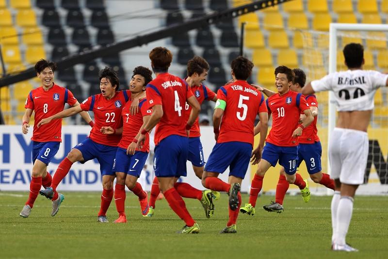 U23韓国代表