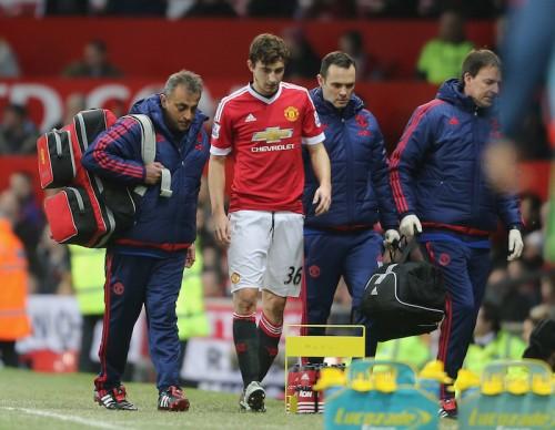 ダルミアンでサイドバック5選手が負傷…マンU監督「状況は悪い」