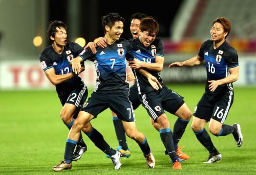 U23日本、6大会連続の五輪出場決定…イラクに劇的勝利でリオへの切符獲得