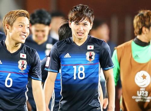U23日本、南野がチームを離脱…五輪出場決定でクラブから帰還要請(ハイライト動画あり)