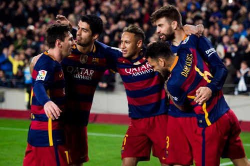 バルサ、クラブ史上3位の無敗記録樹立…公式戦25試合負けなし